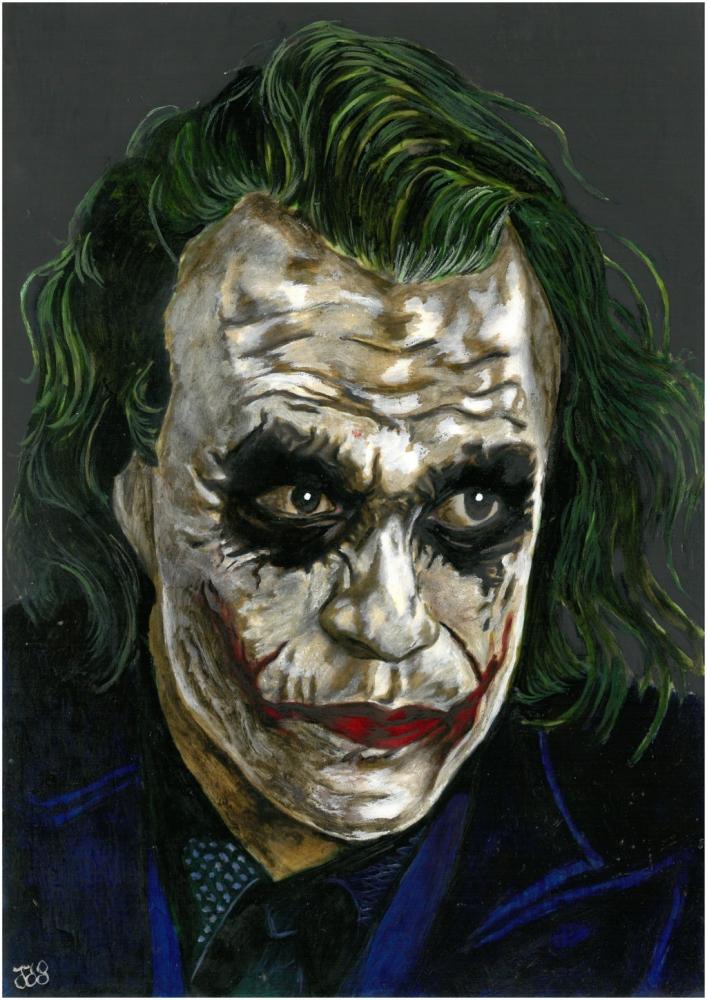 Heath Ledger by jjg2018